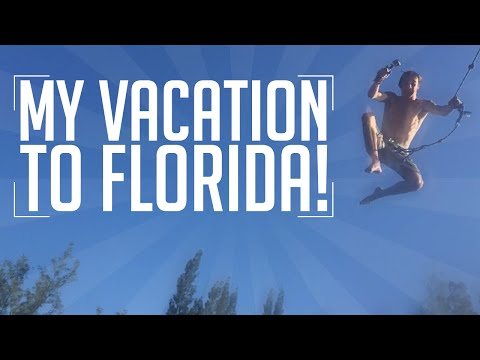 MY VACATION TO FLORIDA!!