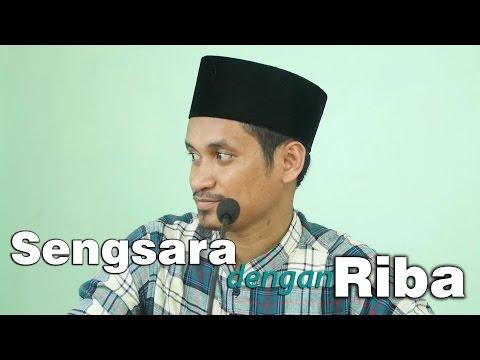 Sengsara Dengan Riba - Ustadz M Abduh Tuasikal
