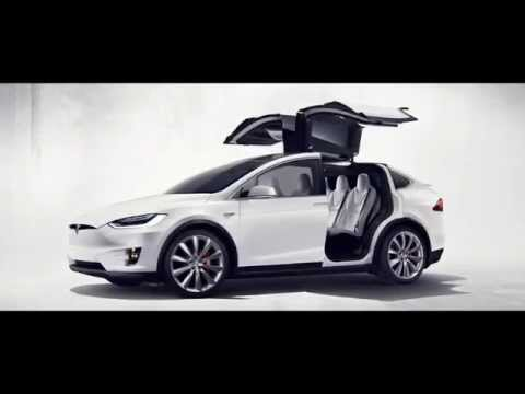 Model X Electric Crossover Unveiled by Tesla - Preferred Cars