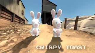 Rabbids Invade Gmod - The Sandwich Snatcher (Sanguini Collab Entry)