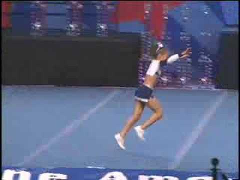 kiara nowlin 2007 routine Video