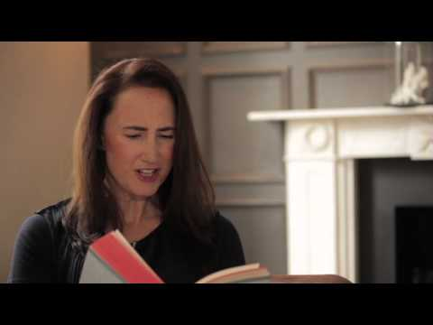 Sophie Kinsella reads a chapter from her new romantic comedy novel, 'Wedding Night.'