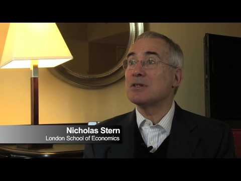 Nicholas Stern on the Risks of Fossil Fuel Investment