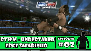 WWE SmackDown vs Raw 2009 - Road to Wrestlemania: Undertaker - #02