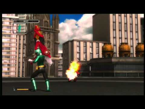 Bleep Bloop: Power Rangers Kinect