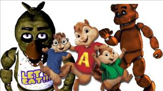 alvin y las ardillas fnaf (five nights at freddys) cancion