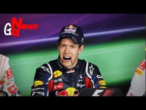 [gNa news] - Exclusiva - Sebastian Vettel aclara lo sucedido con Narain Karthikeyan (comedia)