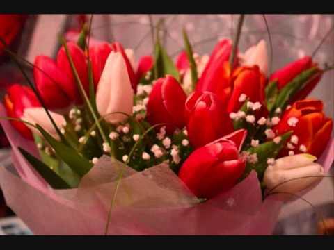 Андрей Шпехт Букет цветов. Автор и исполнитель
