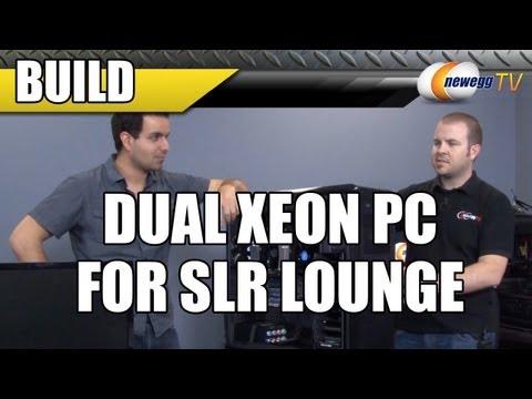 Dual Xeon Benchmark Build with SLR Lounge - Newegg TV