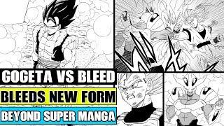 Beyond Dragon Ball Super EX: Gogeta Is Born! Bleed Vs Goku And Vegeta!