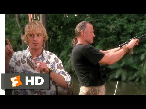 Anaconda (5/8) Movie CLIP - Change of Plans (1997) HD