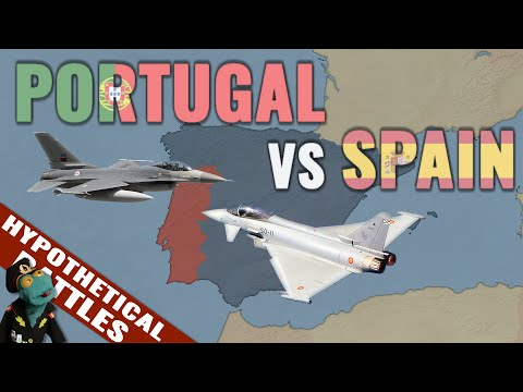 Could Portugal survive a Spanish military invasion?