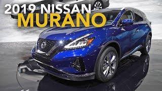 2019 Nissan Murano First Look - 2018 LA Auto Show