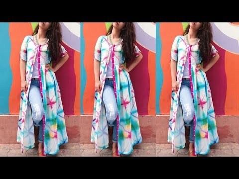 Latest Most Stylish Fashion Different Types of Slit Kurti Designs 2018 - 2019