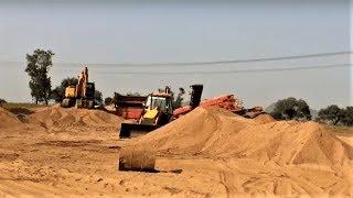 Illegal sand mining rampant in Tungabadra River | ABN Special Focus
