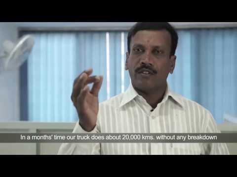TATA 407 :  Kuppaji Rao shares his experience