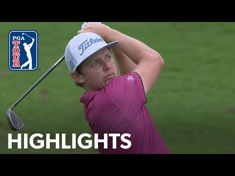 Cameron Smith's winning highlights from Sony Open in Hawaii 2020