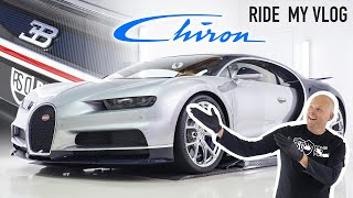 INSANE PROJECT: Detailing A Multi Million Bugatti Chiron