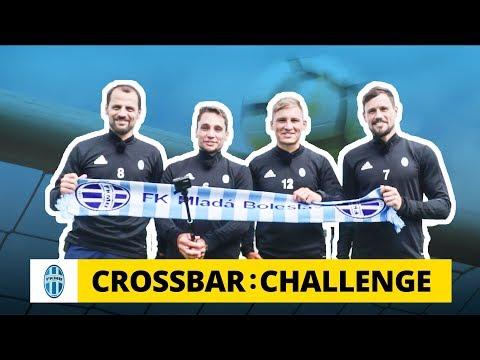 Crossbar Challenge v Boleslavi: Matějovský si vystřelí z Jánoše