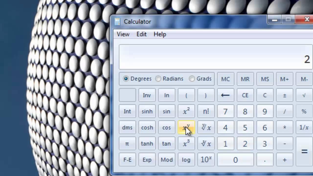Как сделать калькулятор в компьютер