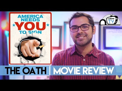 The Oath - Movie Review (Featuring Director Ike Barinholtz)