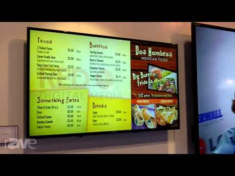 InfoComm 2013: Almo Discusses its Museum Cafe Display