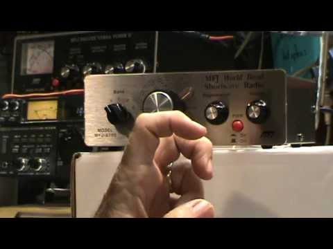 TRRS #0103 - MFJ-8100 Shortwave Regenerative Receiver Review (Part 2 of 2)