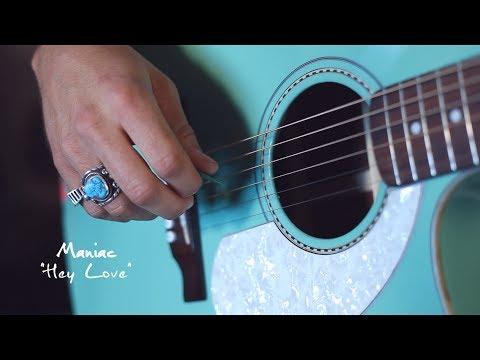 Maniac - Hey Love