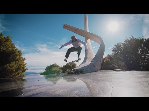 We took 6 skaters on a trip across the Balkans | Exploring the Balkans Ep. 1