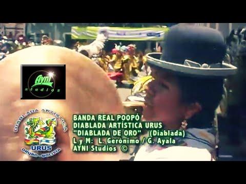 BANDA REAL POOPÓ / DIABLADA ARTÍSTICA URUS - Selección de Diabladas 1