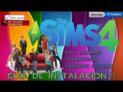 THE SIMS 4 - GUIA INSTALACION - NUEVO CRACK V7 + UPDATE 3 + NOTICIA + TRUCOS