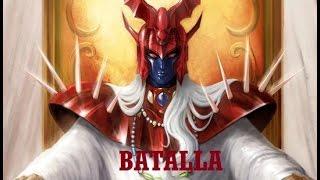 Los Caballeros del Zodiaco - Batalla 12 casas - Sala del Patriarca - Templo de Atena