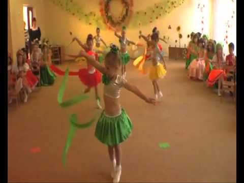 Танец с лентами мастер класс