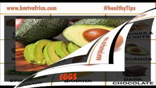 Food to eat for HEALTHY BRAIN    Healthy Tips