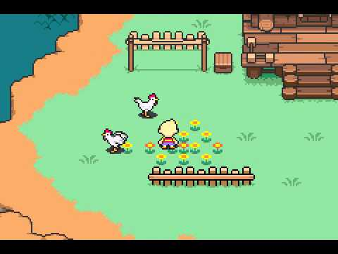 Mother 3 (english translation) - Mom