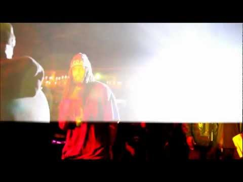 E-40 Feat. Cousin Fik -Wasted [Live Performance]