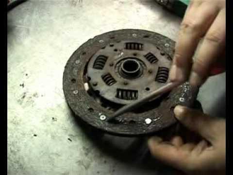 Ремонт и замена сцепления ВАЗ 2110,2111,2112 (видео)