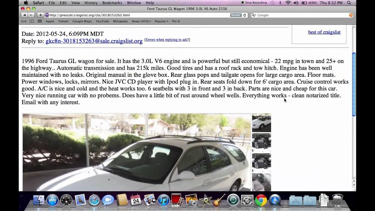 Craigslist Prescott Arizona Used Cars And Trucks Under