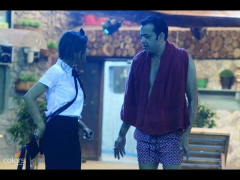 Bigg Boss 8 Day 79: Dimpy To Face Rahul Mahajan