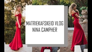 Matriekafskeid VLOG || NINA CAMPHER