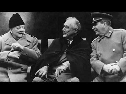 РЧВ 47 (м) Как Черчилль предлагал США СССР бомбить
