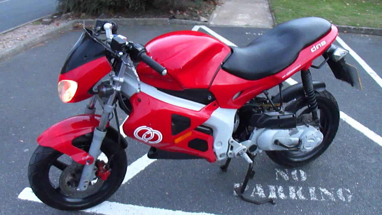 Piaggio moped 17
