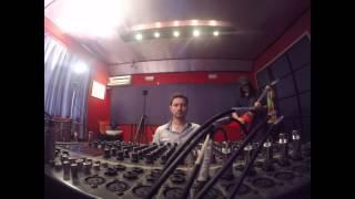 RIPIO - Recording guitars - CD - La furia que hay en mi -
