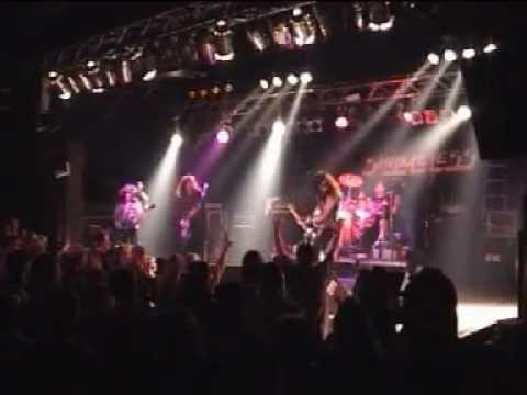 Shameless Tour Video 2000 Alexx Michael Stevie Rachelle Bruce Kulick Glam