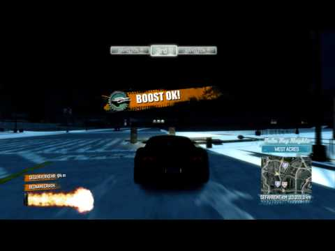 Burnout Paradise WinterMod trailer V. 1.1