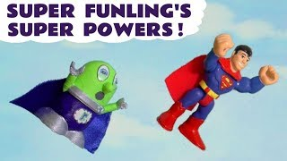 Funny Funlings Super Funling Superpowers - Fun Story For Kids