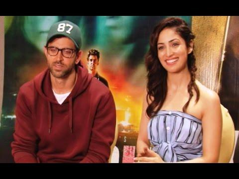Kaabil|Hrithik Roshan|Yami Gautam|Exclusive Interview