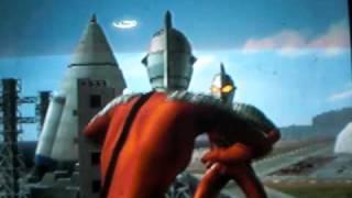 ウルトラマンFE3 対戦 ウルトラセブンVSもうそうセブンの動画