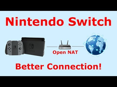 Improve the Nintendo Switch's Network Connection