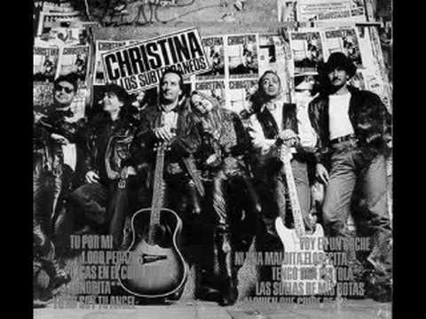 Christina y Los Subterráneos - Pulgas En El Corazón